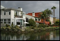Digital photo titled venice-beach-canals-3