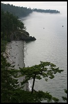Digital photo titled deception-pass-beach