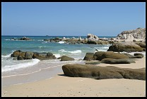 Digital photo titled cabo-pulmo-rocks