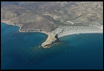 Digital photo titled cortez-coast-aerial-3