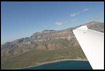Digital photo titled cortez-coast-aerial-9