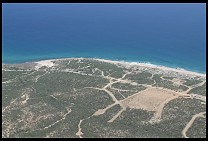Digital photo titled los-frailes-aerial-6