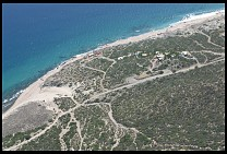Digital photo titled los-frailes-aerial-8
