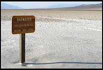 Digital photo titled badwater
