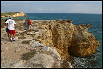Digital photo titled cabo-rojo-clifftop-1