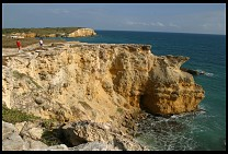 Digital photo titled cabo-rojo-clifftop-2