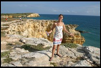 Digital photo titled cabo-rojo-clifftop-kyle