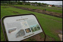 Digital photo titled sign-and-barracks