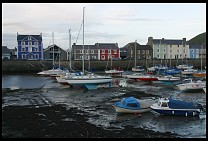 Digital photo titled aberaeron-1