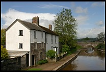 Digital photo titled brecon-canal