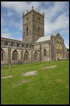 Digital photo titled st-davids-vertical