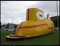 Digital photo titled yellow-submarine-2