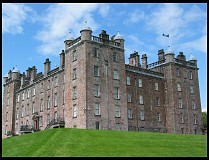 Digital photo titled drumlanrig-castle