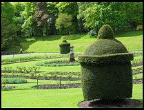 Digital photo titled drumlanrig-gardens-1
