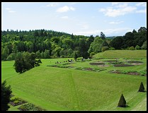 Digital photo titled drumlanrig-gardens-2