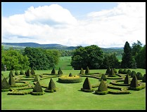 Digital photo titled drumlanrig-gardens-3