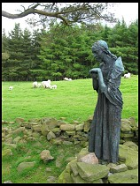 Digital photo titled glenkiln-woman