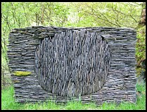 Digital photo titled penpont-goldsworthy-slate-2