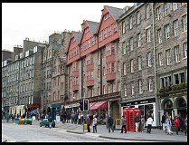 Digital photo titled royal-mile