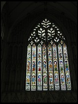 Digital photo titled minster-glass