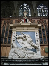 Digital photo titled minster-statuary