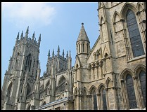 Digital photo titled minster-towers