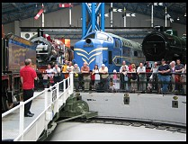 Digital photo titled national-railway-museum-turntable-1