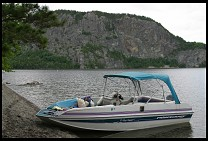 Digital photo titled kineo-rented-boat-2