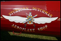 Digital photo titled stubborn-dutchman-fuselage-art