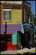 Digital photo titled la-boca-corner-shop