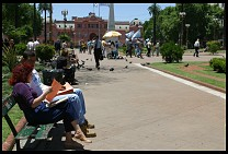 Digital photo titled plaza-mayo-2