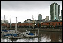 Digital photo titled puerto-madero