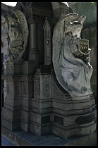 Digital photo titled recoleta-cemetery-corner