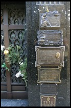 Digital photo titled recoleta-cemetery-evita-1
