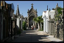 Digital photo titled recoleta-cemetery