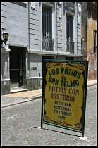 Digital photo titled san-telmo-los-patios