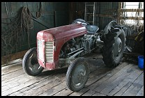 Digital photo titled harberton-tractor