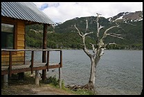 Digital photo titled lago-encantado-1