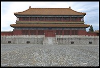 Forbidden City.  Beijing