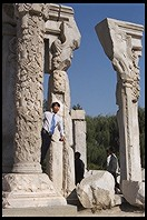 Old Summer Palace (ruins). Beijing