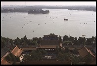 Lake.  New Summer Palace.  Beijing
