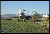 China Aviation Museum.  Suburbs of Beijing