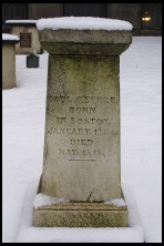 Digital photo titled paul-revere-grave