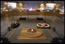 Digital photo titled eternal-flame-arc-de-triomphe