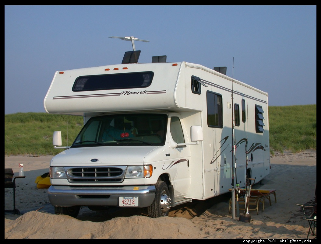 Brilliant These Are Photos Of Two Other Motorhomes I Have Come Across The