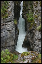 Digital photo titled maligne-canyon-10