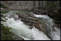 Digital photo titled maligne-canyon-13