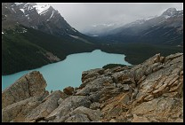 Digital photo titled peyto-lake-7