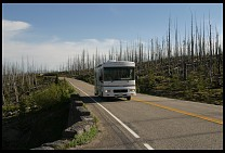 Digital photo titled winnebago-south-entrance-road