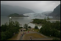 Digital photo titled mendenhall-glacier-2